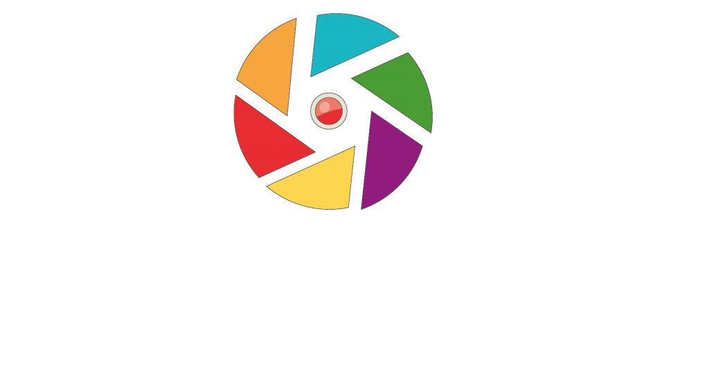 logo white - videoboxl ive